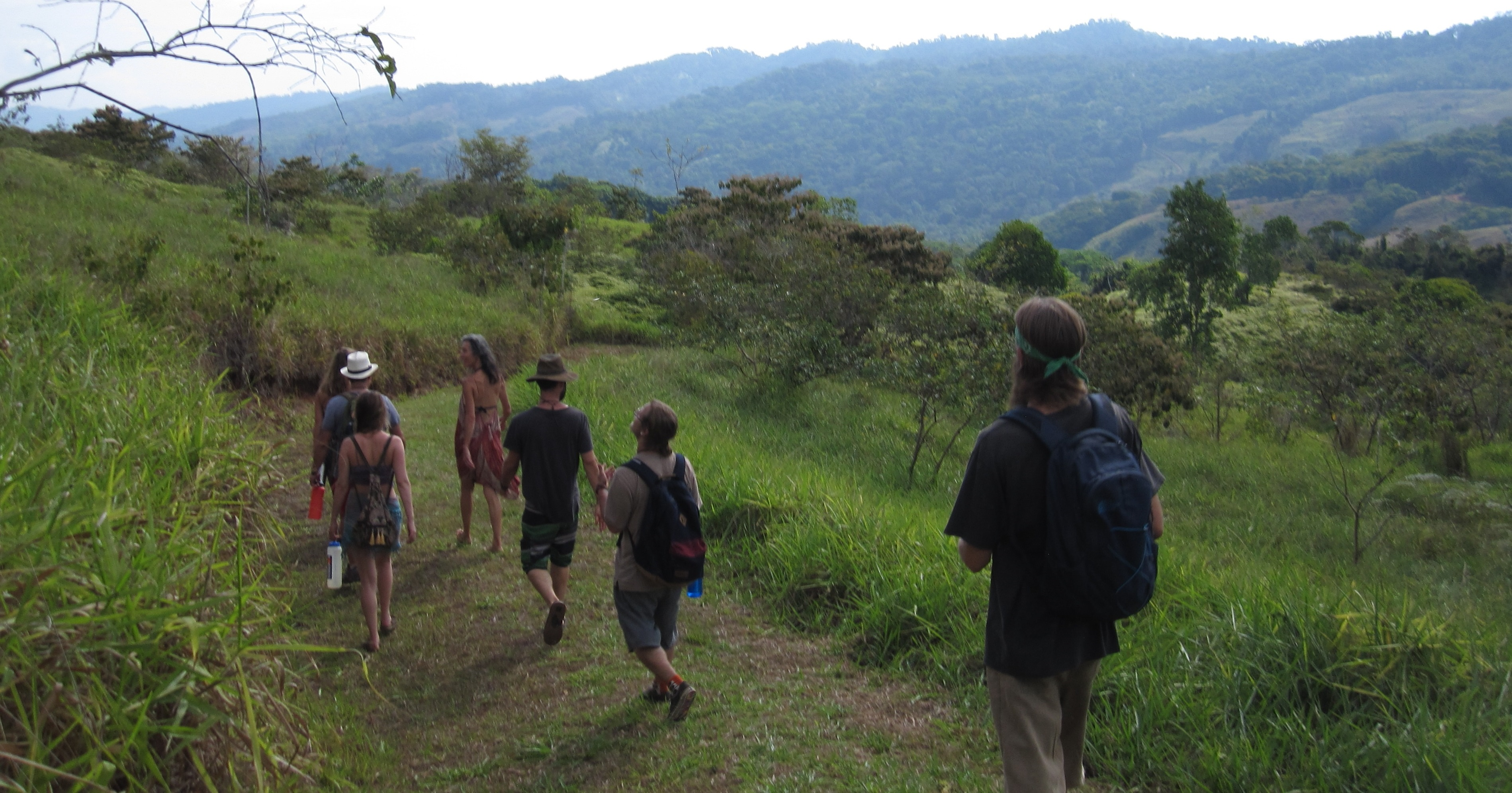 The Sustainable Living Expedition