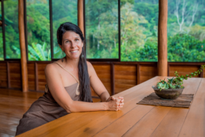 Melissa Sweet Founder of Vida Autentica on the Sustainable Living Expedition with Upward Spirals in Costa Rica (1)