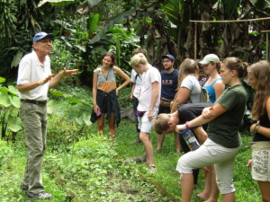 Sustainable Living Expedition to the Diamante Center with Veritas (147)