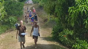 Sustainable Living Expedition visits La Joya Del Sol in Costa Rica